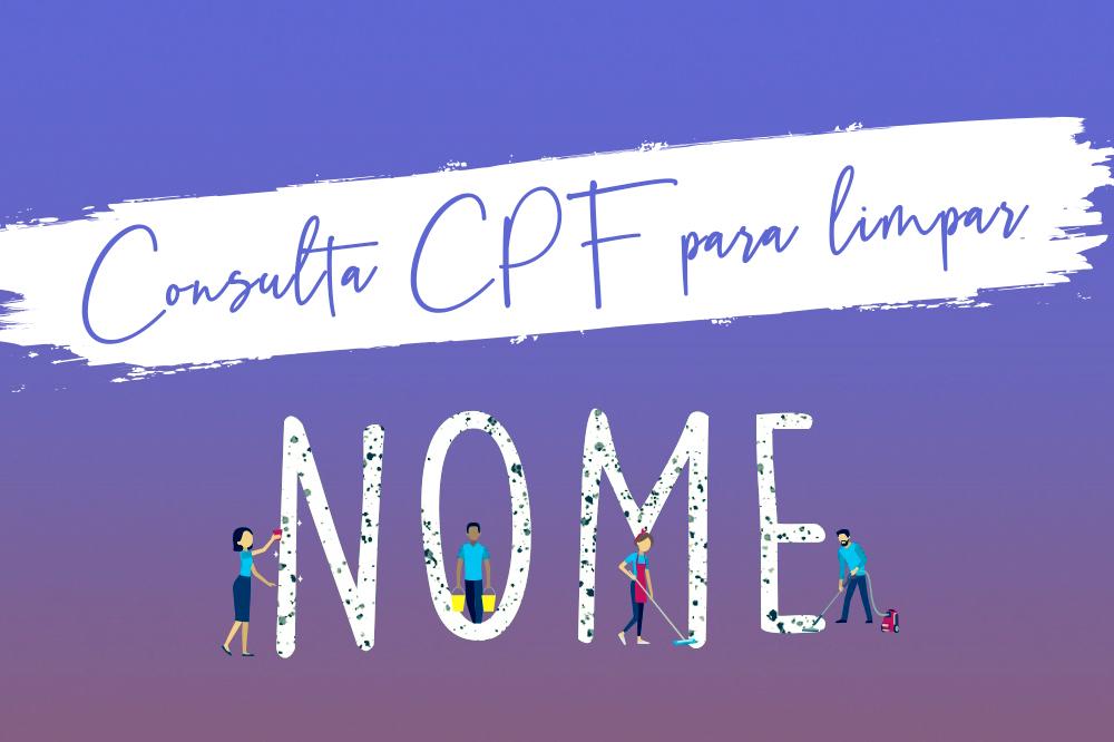 Consulta CPF para Limpar nome