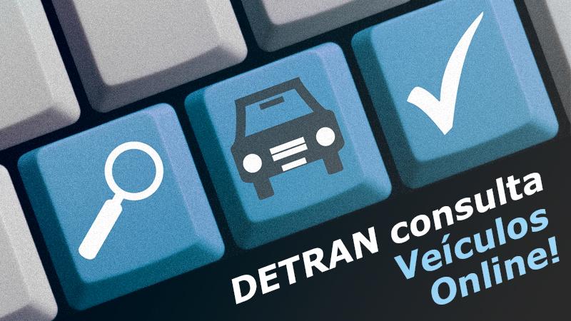 Detran Consulta veiculos online